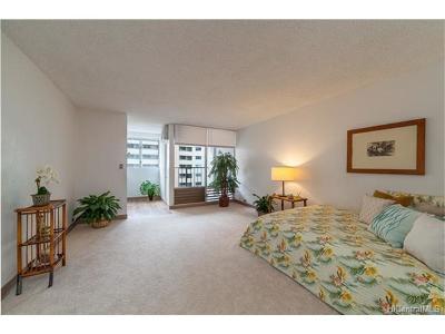 Honolulu HI Condo/Townhouse For Sale: $235,000