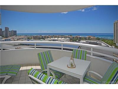 Honolulu HI Condo/Townhouse For Sale: $998,000