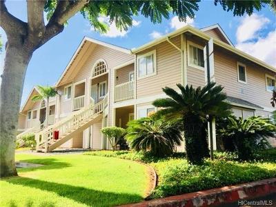Waipahu Condo/Townhouse For Sale: 94-511 Lumiaina Street #N101