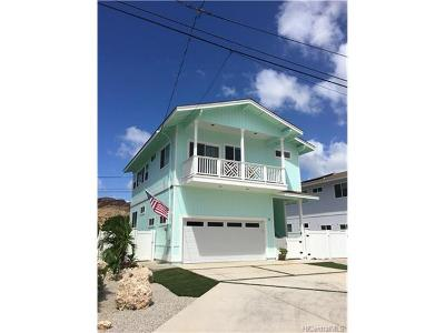 Waianae HI Single Family Home In Escrow Showing: $760,000