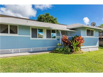 Wahiawa Single Family Home For Sale: 36 Ilima Street