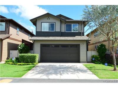 Ewa Beach Single Family Home For Sale: 91-1001 Keaunui Drive #398