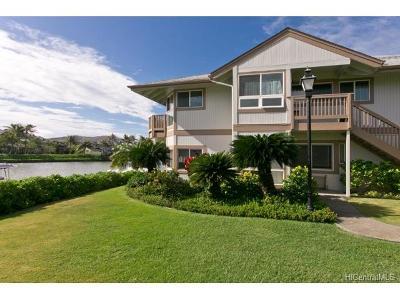 Honolulu Condo/Townhouse For Sale: 7007 Hawaii Kai Drive #L14