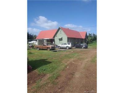 Waimanalo Residential Lots & Land In Escrow Showing: 41-670 Mokulama Street