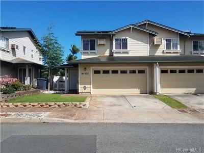 Waipahu Single Family Home For Sale: 94-1027 Pumaia Place