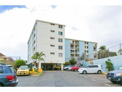 Honolulu Condo/Townhouse For Sale: 1260 Richard Lane #A405