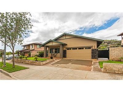 Kapolei Single Family Home For Sale: 92-1523 Punawainui Street