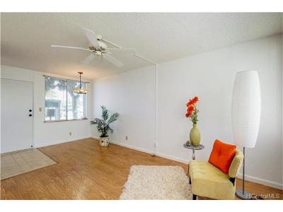 Mililani Condo/Townhouse For Sale: 95-662 Hanile Street #B103