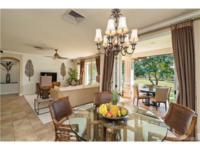 Kapolei HI Single Family Home In Escrow Showing: $1,385,000