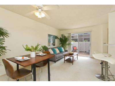 Mililani Condo/Townhouse In Escrow Showing: 95-1003 Kaapeha Street #13
