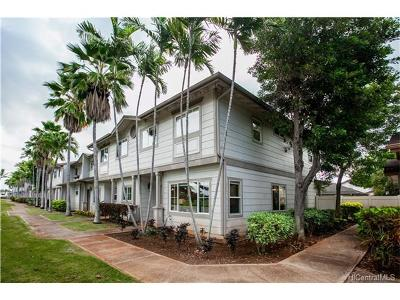 Ewa Beach Condo/Townhouse In Escrow Showing: 91-1037 Keoneula Boulevard #C6