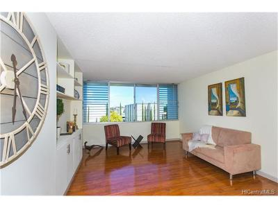 Condo/Townhouse In Escrow Showing: 46-255 Kahuhipa Street #A404