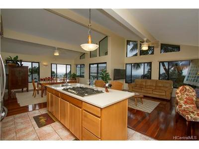Aiea Single Family Home In Escrow Showing: 99-014 Kupono Place #A