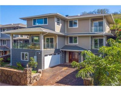 Single Family Home For Sale: 92-1204 Pueonani Street