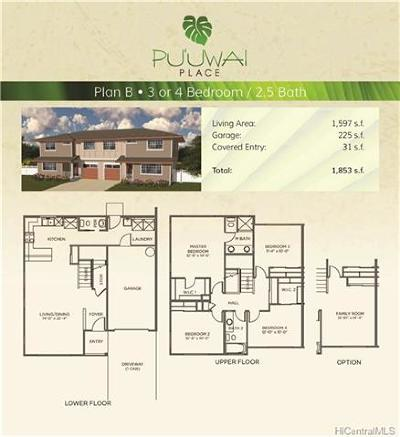Waipahu Single Family Home For Sale: 94-470 Paiwa Street #14