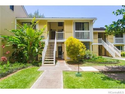 Kahuku Condo/Townhouse In Escrow Showing: 57-077 Eleku Kuilima Place #162