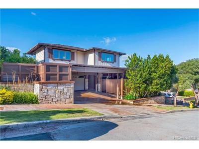 Single Family Home For Sale: 92-1014 Luawainui Street