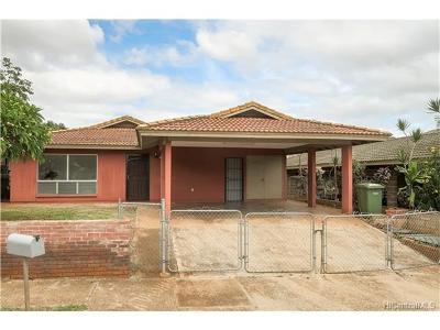 Waipahu Single Family Home For Sale: 94-570 Apii Street
