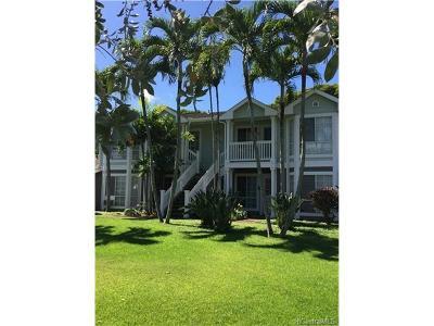 Waipahu Condo/Townhouse In Escrow Showing: 94-528 Lumiauau Street #C202