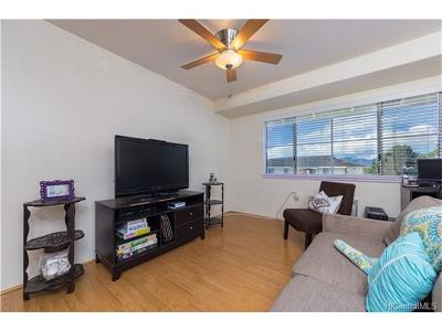 Mililani Condo/Townhouse In Escrow Showing: 95-1037 Kaapeha Street #258