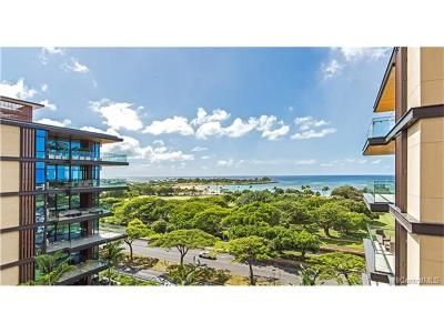 Honolulu Rental For Rent: 1388 Ala Moana Boulevard #2702