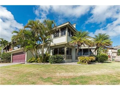 Honolulu County Single Family Home For Sale: 1066 Kaoopulu Place