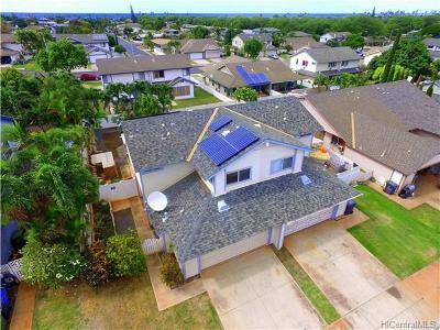 Waianae Single Family Home For Sale: 87-125 Kulahelela Place