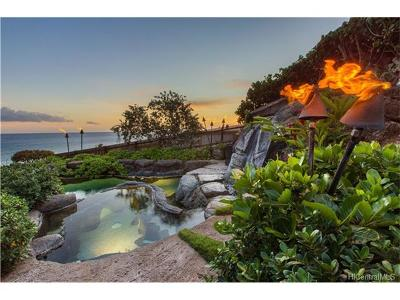 Honolulu Rental For Rent: 4119 Black Point Road