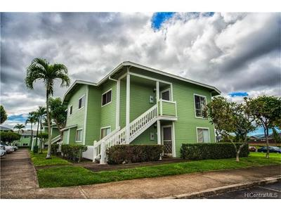 Mililani Condo/Townhouse For Sale: 94-701 Meheula Parkway #58D