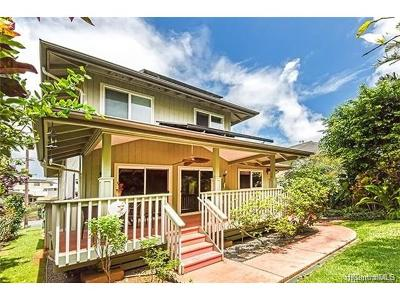 Kaneohe Single Family Home For Sale: 45-526 Mahinui Road #19