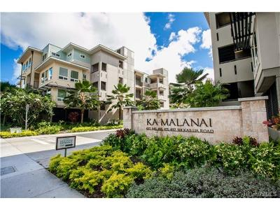 Condo/Townhouse For Sale: 501 Kailua Road #1202
