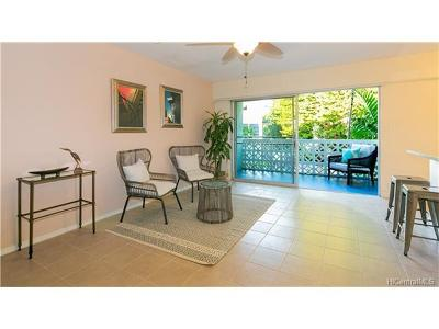Condo/Townhouse In Escrow Showing: 3061 Pualei Circle #207 B