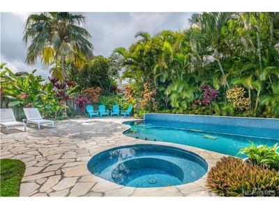 Single Family Home For Sale: 356 Awakea Road