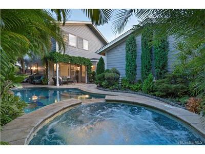 Ewa Beach Single Family Home For Sale: 91-1192 Waipuhia Street