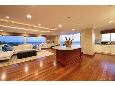 Honolulu Condo/Townhouse For Sale: 2969 Kalakaua Avenue #1201