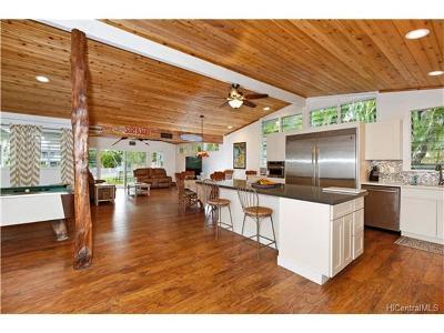 Single Family Home For Sale: 885 Akiu Place