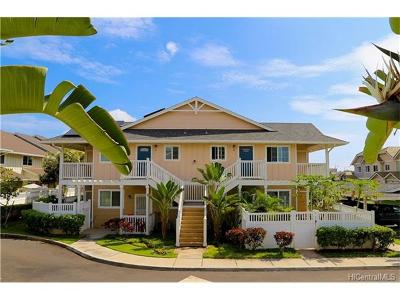 Kapolei Condo/Townhouse In Escrow Showing: 1178 Kukulu Street #906