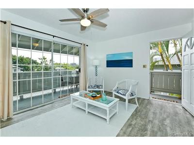 Kaneohe Condo/Townhouse In Escrow Showing: 46-1067 Emepela Way #2T
