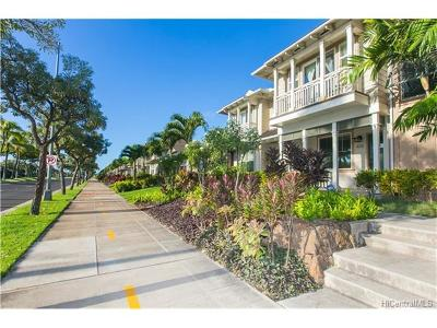 Ewa Beach Condo/Townhouse In Escrow Showing: 91-1352 Keoneula Boulevard #1003