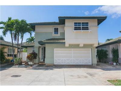 Kapolei Single Family Home For Sale: 91-1043 Mamaka Street