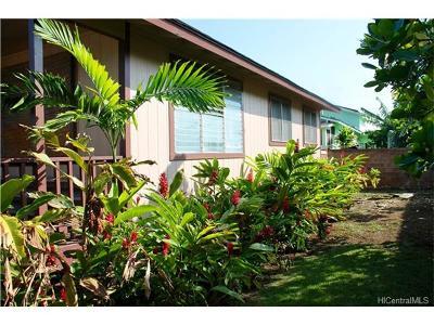 Kahuku Single Family Home For Sale: 56-469 Pahelehala Loop
