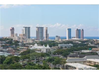 Honolulu Condo/Townhouse For Sale: 2033 Nuuanu Avenue #11C