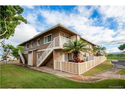 Ewa Beach Condo/Townhouse In Escrow Showing: 91-1044 Huliau Street #A
