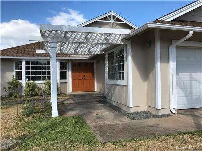 Kapolei Single Family Home For Sale: 91-1023 Makahou Street