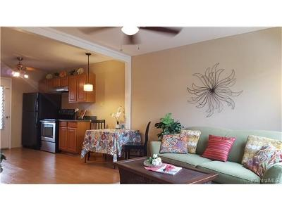 Pearl City Condo/Townhouse In Escrow Showing: 98-1276c Hoohiki Place #79