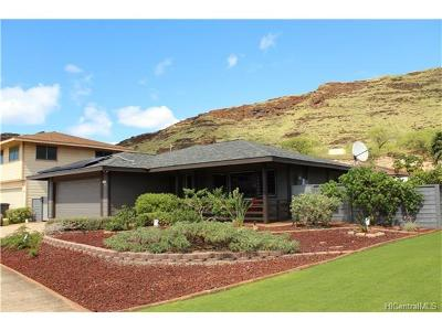 Waianae Single Family Home In Escrow Showing: 87-176 Waiolu Street