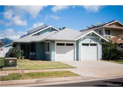 Waianae Single Family Home In Escrow Showing: 87-1022 Konini Street
