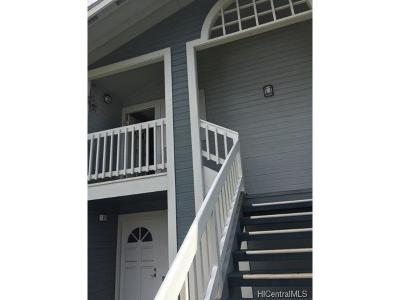 Waipahu Condo/Townhouse For Sale: 94-820 Lumiauau Street #E203