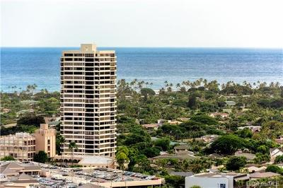 Hawaii County, Honolulu County Condo/Townhouse For Sale: 4340 Pahoa Avenue #16D