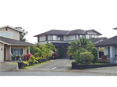 Mililani Single Family Home For Sale: 95-1203 Anuanu Street